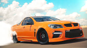 holden maloo youtuber beats the odds and drifts around the forza horizon 3 map
