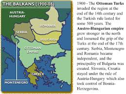 The Ottoman Turks The Ottoman Turks Invaded The Region At The End Of The 14th