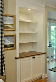 Transforming Kitchen Cabinets From Door To Built In Cabinet Transformation Hometalk