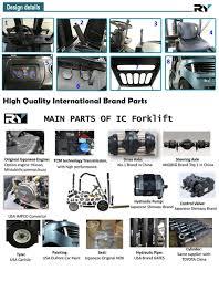 mitsubishi china diesel forklift truck 3 5 ton with mitsubishi engine china