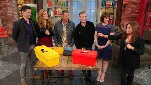 trading spaces tlc the cast of tlc s trading spaces reboot answers one news page video