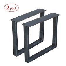 metal table leg u or x shape tube table legs bench legs cast listing item