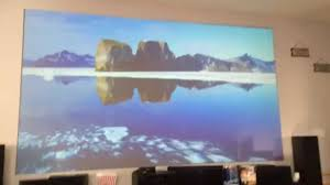 home theater paint grey projection projector screen home theater epson 3500 3600e