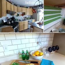 diy kitchen backsplash tile ideas cheap backsplash tile 24 cheap diy kitchen backsplash ideas and