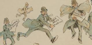 yellow journalism the u201cfake news u201d of the 19th century u2013 the