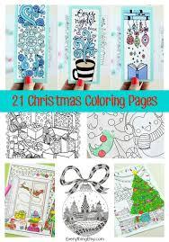 101 christmas printables free