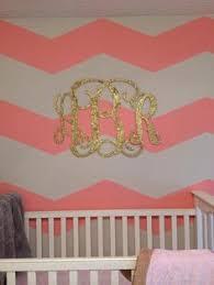 Baby Monogram Wall Decor Big 24