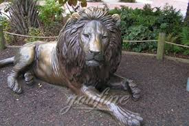 lion statues for sale outdoor large garden bronze lion statues for sale bronze metal