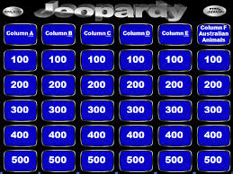 Free Jeopardy Powerpoint Template With Music Powerpoint Jeopardy Jepordy Template
