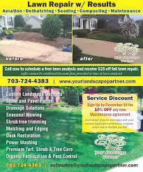 Landscape Maintenance Contract by August 2016 Specials Landscaping U0026 Lawn Care Your Landscape