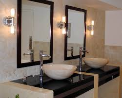 custom mirrors for bathrooms modern mirrors modern bathroom miami by cmf custom mirrors