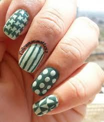 creative nail design monochrome nail ideas 17 simple and creative nail designs