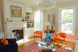 private quarters eclectic feel in vinings townhome atlanta life