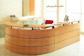 Black Salon Reception Desk Salon Reception Desk Black Home Design Ideas