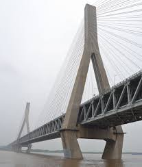 Tianxingzhou Yangtze River Bridge