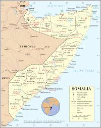 Gulf Countries In World Map by Country Profile Of Somalia Acaps