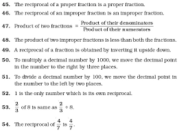 class 7 important questions for maths u2013 fractions and decimals