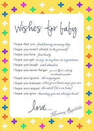wishes for baby cards wishes for new baby