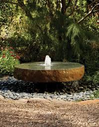 garden garden fountain unique rock fountain outdoor crafts home