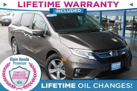 new and used cars in seattle area klein honda