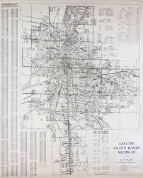 Up Michigan Map by Growing Up Grand Grand Rapids