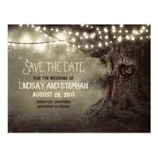 Rustic Save The Date Magnets Custom Rustic Save The Date Postcards Zazzle Co Uk