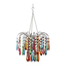 mardi gras bead chandelier chandelier rainbow acrylic ornaments beaded chandelier amazing