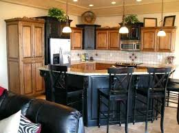 black kitchen island kitchen island with bar seating 451press