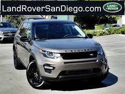blue land rover discovery 2016 land rover discovery sport san diego ca