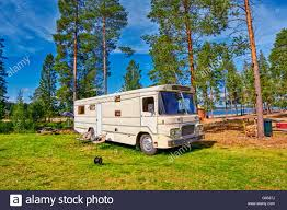 Flying Flags Rv Park Rv Bus Stock Photos U0026 Rv Bus Stock Images Alamy