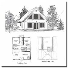 two bedroom cottage plans nobby design 12 cottage plans with lofts cabin floor loft house
