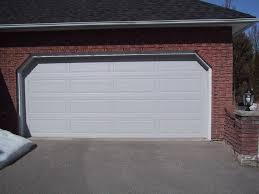 Garage Styles 7 Garage Door Frame Design With Simple Measure Diagram Picture