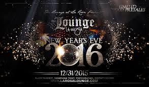 black tie party favors new year s party the lounge at la rosa