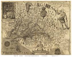 Maps Virginia by Virginia