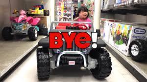 barbie jammin jeep best popular jeep hurricane kids ride on electric car test drive