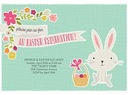 easter brunch invitations holidays easter invitations smilebox