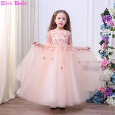 Pink Wedding Dresses With Sleeves Online Get Cheap Princess Bridal Dresses With Long Sleeves Pink