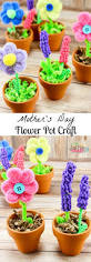 mother u0027s day flower pot flowers craft just plum crazy