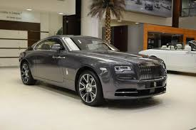 rolls royce chrome an anthracite wraith is about as understated as a rolls royce can get