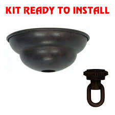 ceiling canopies for light fixtures 5 1 2 old bronze brown chandelier canopy kit lc90 2493