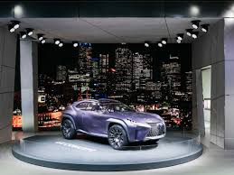 lexus singapore new car lexus has a wild new concept car that uses holograms instead of