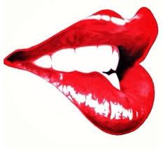 25 beautiful red lips tattoo ideas on pinterest mouth tattoo