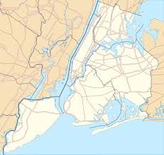 New York City Attractions Map by Chelsea Manhattan Wikipedia