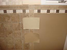bathroom tile paint ideas brown tile bathroom paint