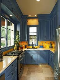 yellow and blue kitchen ideas blue and yellow kitchens decr 44bfc66a5d68