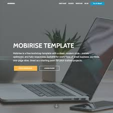 39 brand new free html bootstrap templates 2017