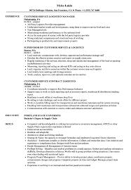resume templates word accountant trailers plus peterborough logistics customer service resume sles velvet jobs