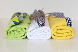 diy gauze swaddle blankets for baby light and breathable