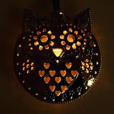 Owl Patio Lights Owl String Lights Retro Patio Lanterns Pool Vintage 7 Porch