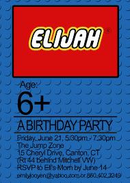 free printable lego birthday invitations image collections
